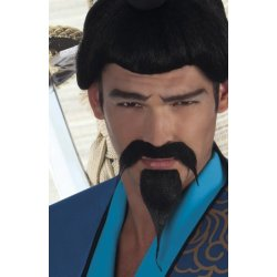 Moustaches postiches Le Samourai