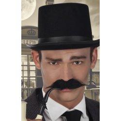 Moustaches postiches Détective