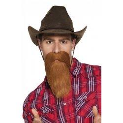 Barbe de cowboy