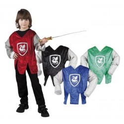 Chemises moyenâge 4/6 ans