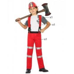 Pompier 10/12 ans