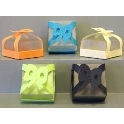 Boîtes opaques et couleur
