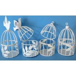 Nouvelles cages à oiseaux
