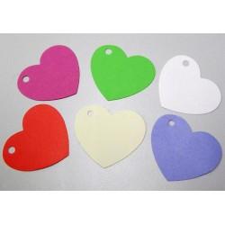 Etiquettes coeur gm n°1