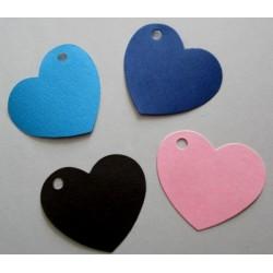Etiquettes coeur gm n°2
