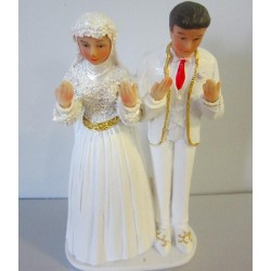 Couples mariage musulman