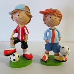 Figurines bébés footeux