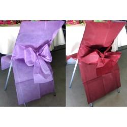 Housses de chaises avec noeud n°4