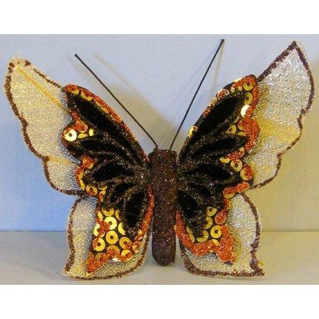 Papillons chocolat
