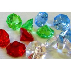Diamants couleurs