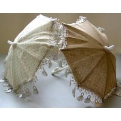 Ombrelles coton n°2