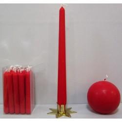 Bougies rouges n°2