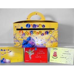 Cagnotte et invitations anniversaire