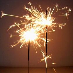 Cierges magiques anniversaire
