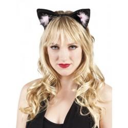 Serre-tête oreilles de chat
