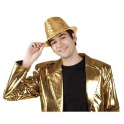 Chapeau Popstar Or