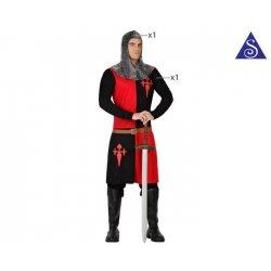 Le chevalier noir et rouge
