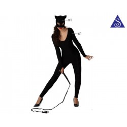 Femme chat