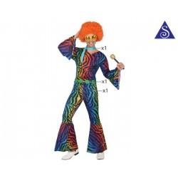 Disco homme multicolore
