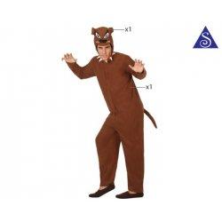 Déguisement chien marron