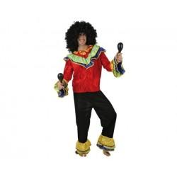 Déguisement danseur de samba