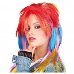 Perruque punk