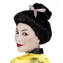 Perruque japonaise adulte