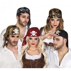 Bandeaux de pirates