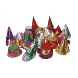 Chapeaux de cotillons luxe