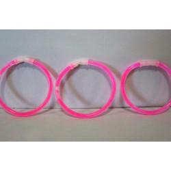 Bracelets ou colliers fluos