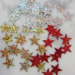 Mini étoiles holographiques à poser