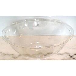 Saladiers ou couvercles plastique rigide transparent