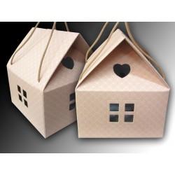 Boîtes cadeau maison 24 cm