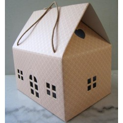 Boîtes cadeau maison 33 cm x 25 cm