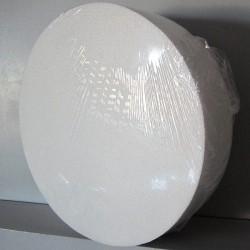 Présentoir polystyrène rond
