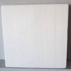 Présentoir polystyrène carré