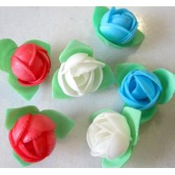 Décor boutons de roses