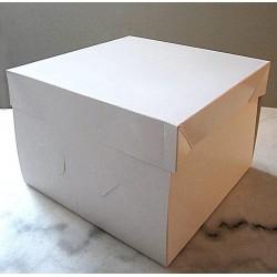 Boîtes pour gâteau haut