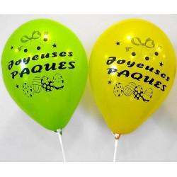 Ballons joyeuses pâques