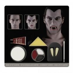 Maquillage du vampire