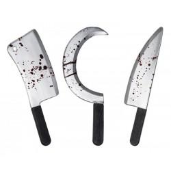 Couteaux de l'horreur