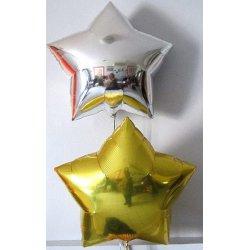Ballons alus étoile n°2