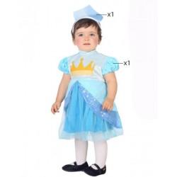 Princesse 6 à 12 mois et 12 à 24 mois