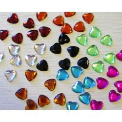 Diamants petits coeurs