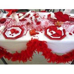 Déco table Saint Valentin n°1