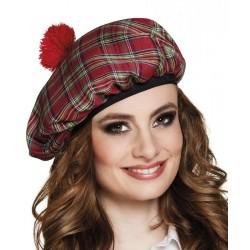 Béret écossais fille