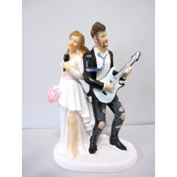 Couple à la Guitare