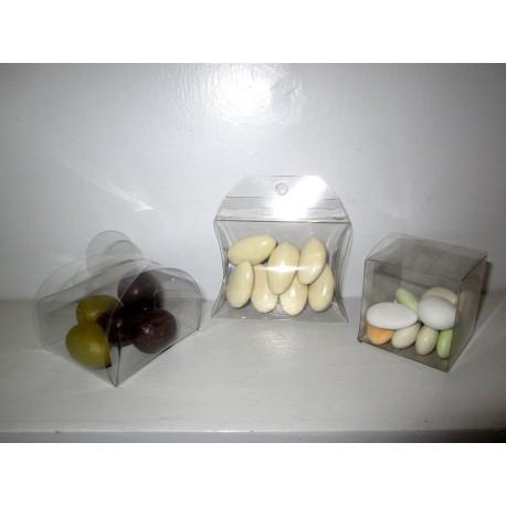 Boîtes transparentes n°2