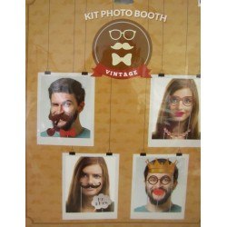 Photo booth vintage
