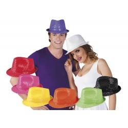 chapeaux pop de couleur